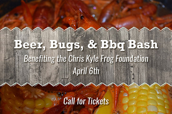 Beer, Bugs & BBQ Bash